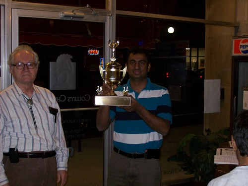 Surya Kopula, Co-Champion