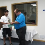 Sahil Chindal, 1st Place