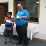 Akshat Shah, House Player for Championship