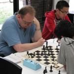 Joseph Alford (Left), Round 1