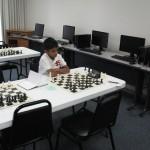 Ishaar Ganesan, Round 1