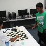 Ishaar Ganesan and Jai Mahajan, Round 1