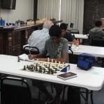 Karthik Karra, Round 3