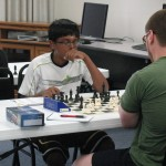Prithiv Kumar, Round 3