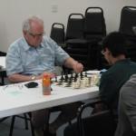Dennis Bourgerie, Board 3 Round 3