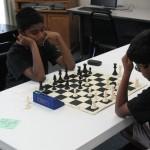 Ishaar Ganesan, Board 2 Round 3