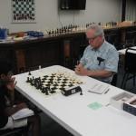 Dennis Bourgerie, Round 4