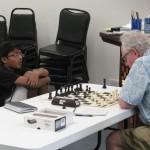 Advaith Prabu, Round 4 Board 3