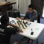 Jason Chien, Round 4 Board 1