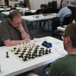 Joseph Alford, Round 4 Board 2