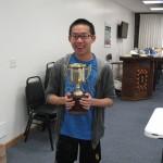 Jason Chien, 2013 Champion